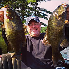 trophy smalllmouth bass